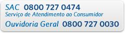 SAC - Serviço de Apoio ao Consumidor Banestes - 0800 727 0474