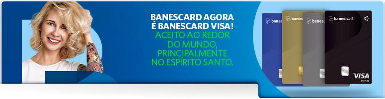 Banner Cartões Banestes